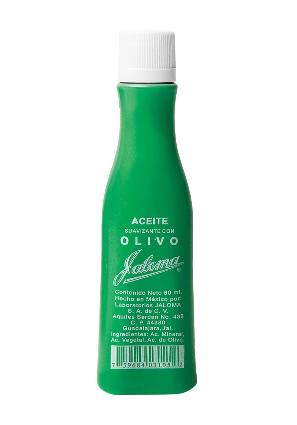 Aceite clásico de Olivo, 60 ml.