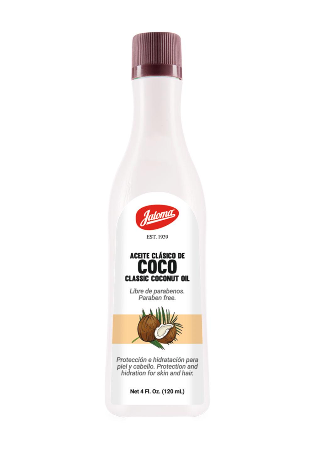Classic Coconut Oil, Net 4 Fl. Oz.