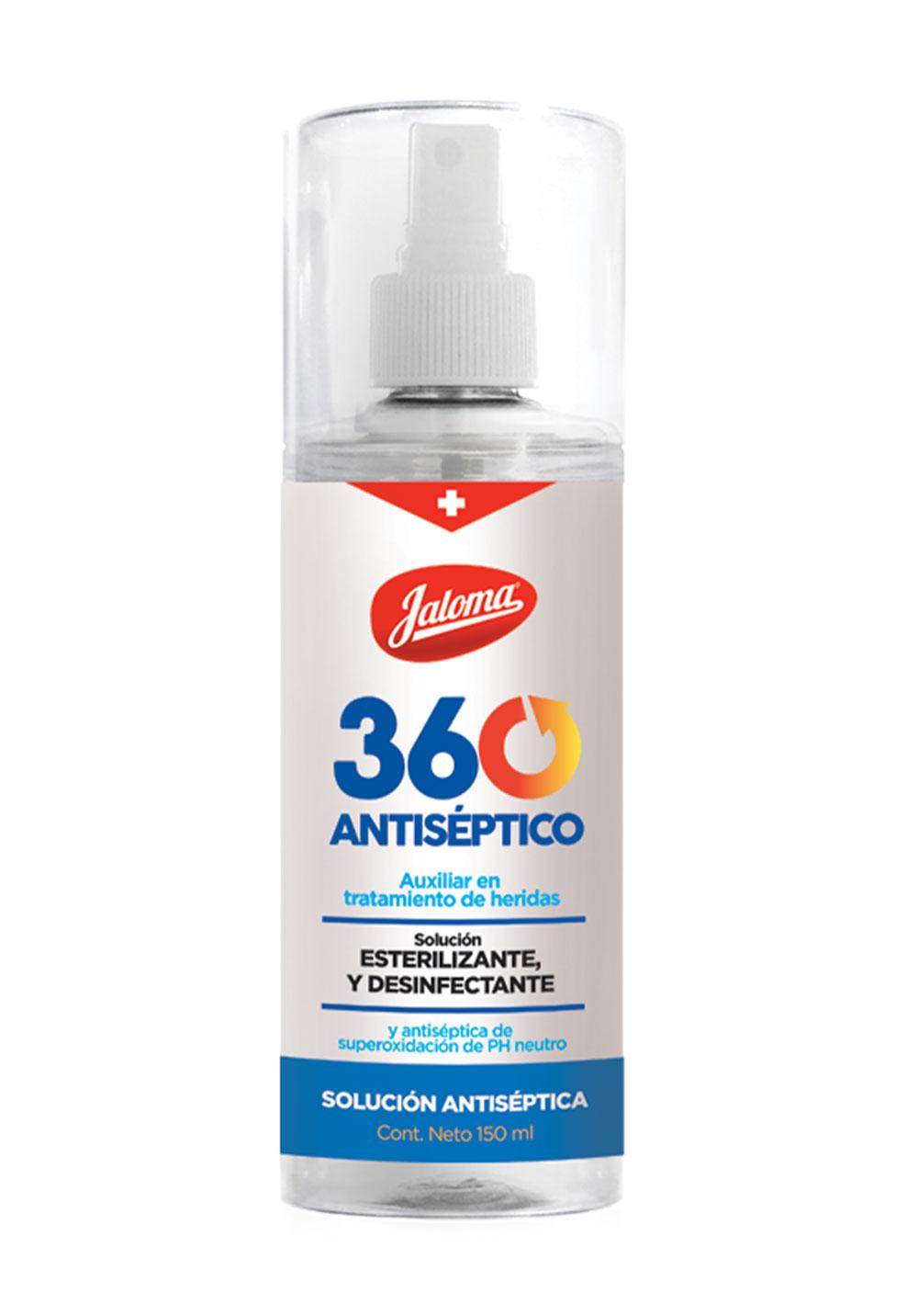 Jaloma 360 Antiseptic solution, 150 ml