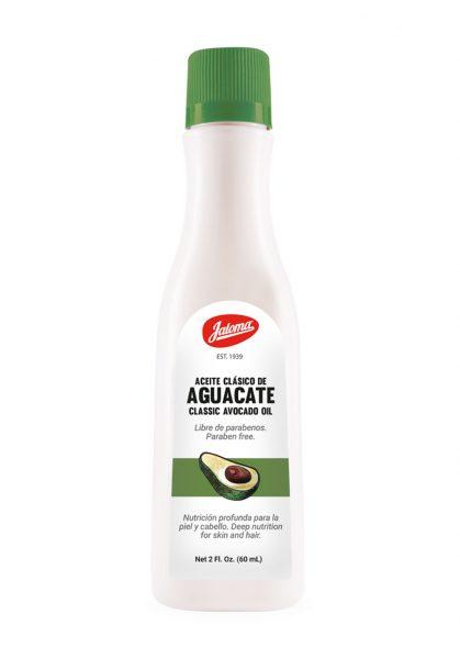Aceite clásico de Aguacate, 60 ml.