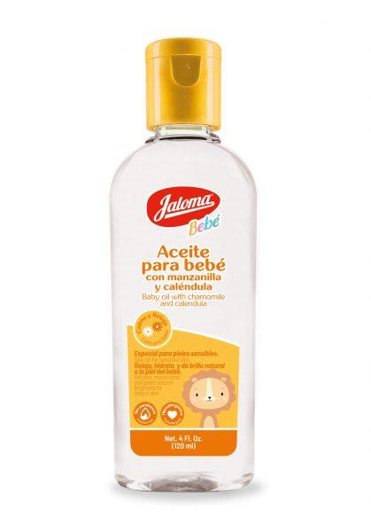 Aceite para bebé con manzanilla y caléndula 120ml