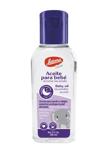 Aceite para bebé aroma lavanda 60 ml