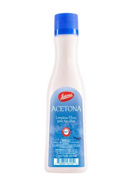 Acetona, 60 ml.